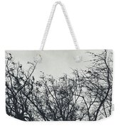 Traces Of Reality Weekender Tote Bag