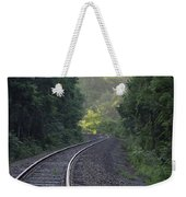 Tracking Daylight Weekender Tote Bag