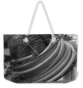 Tracks And Cable Weekender Tote Bag