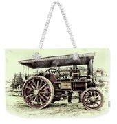 Traction Engine Weekender Tote Bag