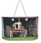 Tractor Weekender Tote Bag