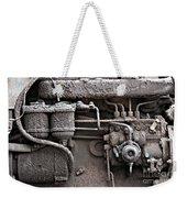Tractor Engine II Weekender Tote Bag