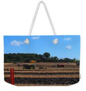 Tractors Competing Weekender Tote Bag