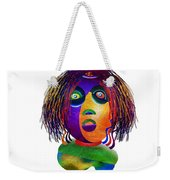 Tracy Mom Color Weekender Tote Bag