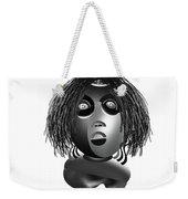 Tracys Mom Bw Weekender Tote Bag