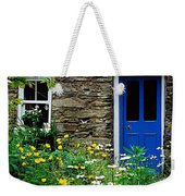Traditional Cottage, Co Cork Weekender Tote Bag