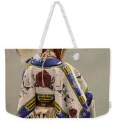 Pow Wow Traditional Dancer 1 Weekender Tote Bag
