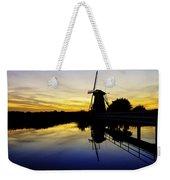 Traditional Dutch Weekender Tote Bag