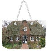 Traditional House 1 Weekender Tote Bag