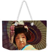 Traditional Japanese Weekender Tote Bag