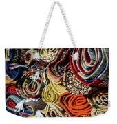 Traditional Moroccan Rugs Weekender Tote Bag
