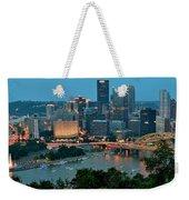 Traditional Panoramic Weekender Tote Bag