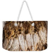 Traditional Sun Dried Squid In Kep Market Cambodia Weekender Tote Bag