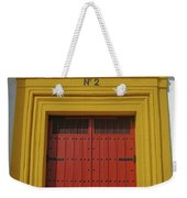 Traditions Of Sevilla Weekender Tote Bag