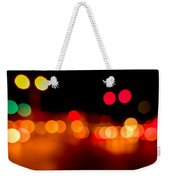 Traffic Lights Number 5 Weekender Tote Bag