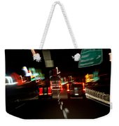Traffic Weekender Tote Bag
