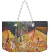 Tragedy Of Loneliness Weekender Tote Bag