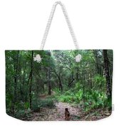 Trail Angel Weekender Tote Bag
