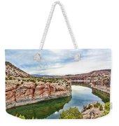 Trail Creek Canyon Weekender Tote Bag