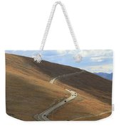 Trail Ridge Road Rocky Mountain National Park Weekender Tote Bag