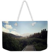 Trail Ridge Road Weekender Tote Bag
