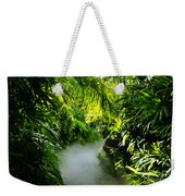 Trail To Adventure Weekender Tote Bag