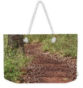 Trail To Beauty Weekender Tote Bag