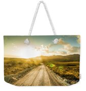 Trail To Trial Weekender Tote Bag