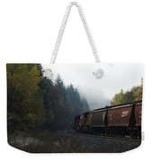 Train 1 Weekender Tote Bag