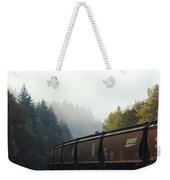 Train 2 Weekender Tote Bag