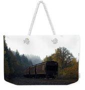 Train 3 Weekender Tote Bag
