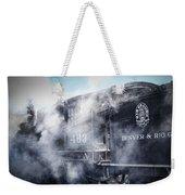 Train Engine 463 Weekender Tote Bag