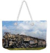 Train - Engine - Nickel Plate Road Weekender Tote Bag by Mike Savad