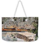 Train Engines Weekender Tote Bag