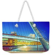 Train Keeps A Rollin Weekender Tote Bag