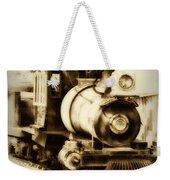 Train Keeps A Rolling Weekender Tote Bag
