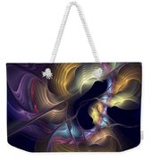 Train Of Thought Weekender Tote Bag