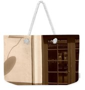 Train Station Of The 40s  Weekender Tote Bag