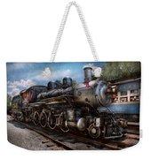 Train - Steam - 385 Fully Restored  Weekender Tote Bag