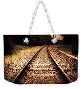 Train Tour Of Darkness Weekender Tote Bag