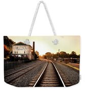 Sunrise At The Old Mill  Weekender Tote Bag