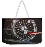 Train Wheels 2 Weekender Tote Bag