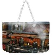 Train - Yard - The Train Yard II Weekender Tote Bag