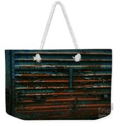 Trains 13 Vign Weekender Tote Bag