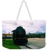 Trains 3 7a Weekender Tote Bag