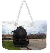 Trains 3 Org Weekender Tote Bag