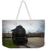 Trains 3 Vign Weekender Tote Bag