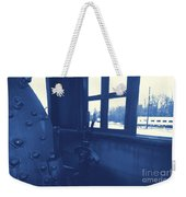 Trains 5 3 Weekender Tote Bag