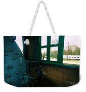Trains 5 7a Weekender Tote Bag