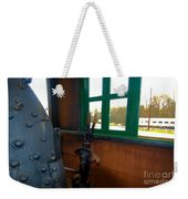 Trains 5 Selfoc Weekender Tote Bag